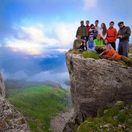Едем в горы. Экскурсии и приключения для всей семьи