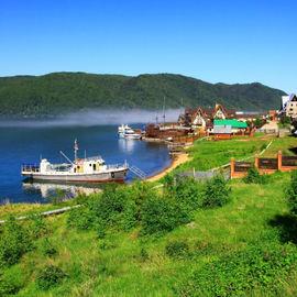 Жемчужины Байкала – Листвянка и Ольхон. Летнее приключение