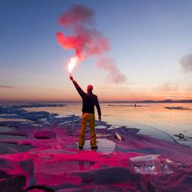 Insta-лёд. Фототур на Байкал