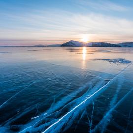 Ледовый Байкал и солнечный Ольхон. Экскурсионный тур