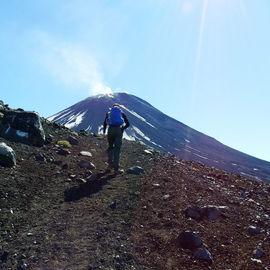 По следам извержения. Вулкан Толбачик и река Быстрая