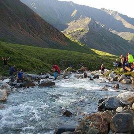 Байкал и священные источники Шумак. Пеший поход в горы