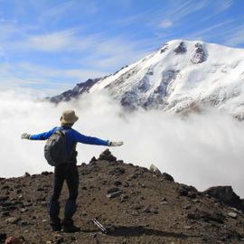 Камчатка. Восхождение на вулкан Толбачик