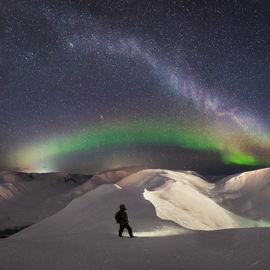 Саамские каникулы. Снегоходно-этнический тур
