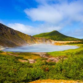 Сахалин и Курильские острова
