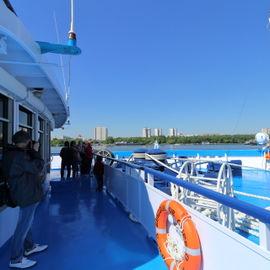 Большой круиз от Норильска до Красноярска