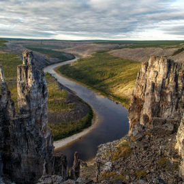 Северный тур: Плато Путорана – Норильск – Енисей – Дудинка – Бреховские острова – Диксон – берег Карского моря