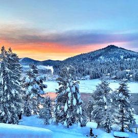 Новогодние каникулы в Белокурихе