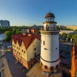 Россия – страна победителей. Экскурсионный тур в Калининград на 9 мая