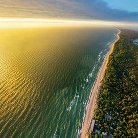 Красоты Янтарного побережья