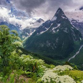 Курортный роман. Экскурсионный тур на Северном Кавказе