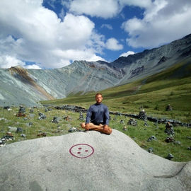 Йога-тур к Белухе