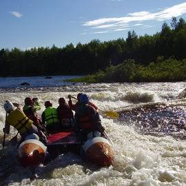 Северная красавица – река Пистайоки