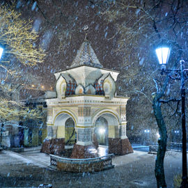 Рождество во Владивостоке