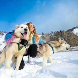 Новогодние праздники на Байкале