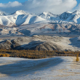Зима на Алтае. Индивидуальный экскурсионный тур