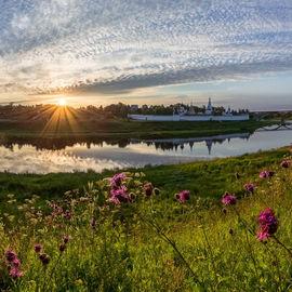 Экскурсионный тур по Псковской области с отдыхом на озере