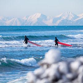 Кайтинг и серфинг
