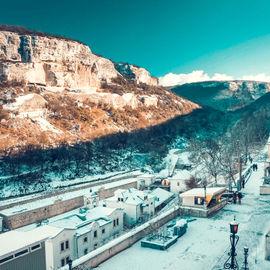 Праздничный Крым. Новый год в Севастополе