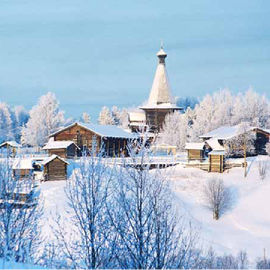 Сказочный Новый год в Архангельске