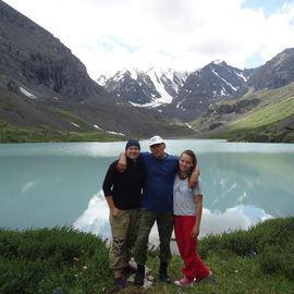 Пеший тур в долину Маашей и озерам Каракабак