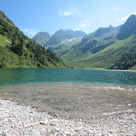 Пеший поход к озеру Кардывач. Треккинг по окрестностям Красной Поляны