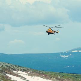 Манарага – царица гор. Тур с вертолетной заброской