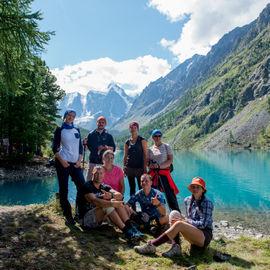 Пеший тур к Шавлинским озерам