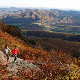 Осенние красоты Северного Кавказа