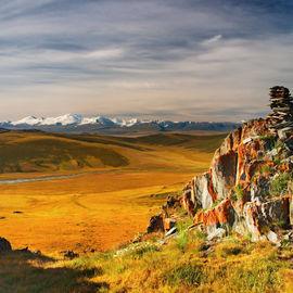 Плато Укок, долина реки Чулышман и Телецкое озеро. Off-road путешествие по местам силы Алтая