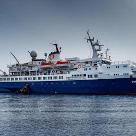 Сокровища Российской Арктики: Земля Франца-Иосифа и Новая Земля на экспедиционном судне Ocean Adventurer