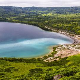 Приключения на острове Кунашир