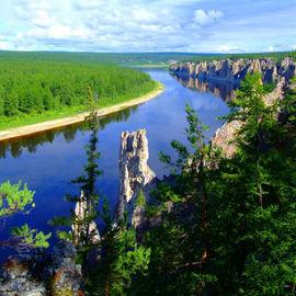 Речной круиз по реке Лена от Усть-Кута до Якутска