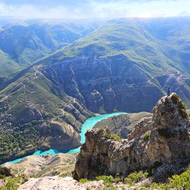 Большой тур по Кавказу. Осетия, Ингушетия, Чечня и Дагестан