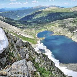 Алтай – страна озер. Конный поход по кольцевому маршруту