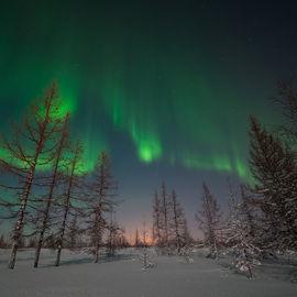 Снегоходная экспедиция к Северному Ледовитому океану
