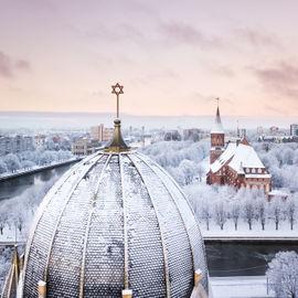 Рождественские выходные в Калининграде