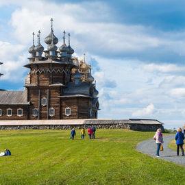 Четыре летних дня в Карелии: Кижи – Марциальные воды – Кивач – Валаам – Рускеала