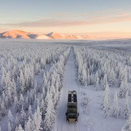 Оймякон и Ленские столбы. Зимняя автоэкспедиция