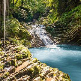 Экскурсионно-активный тур по Адыгее. Горы, реки, водопады и пещеры