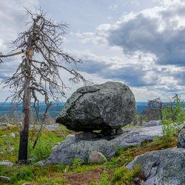 Эволюция путешествий: хаски, сплав, гора Воттавара