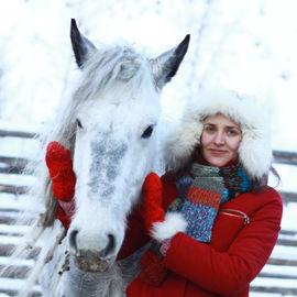 Зимние выходные в горах Алтая