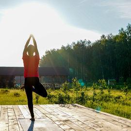 Йога-тур в Уймонскую долину
