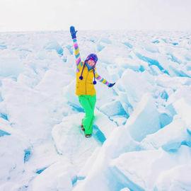 Среди солнца и льда. Фототур по Байкалу