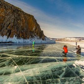 Край настоящих зим. Экскурсионный тур на Байкале