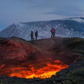 Огненные вершины: восхождения на вулканы Камчатки. Сокращенная программа