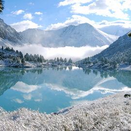 Обзорный тур по зимнему Алтаю