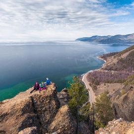 Пробуждение Байкала. Майский тур