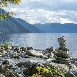 Алтай: Через Землю Духов к Телецкому озеру