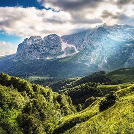 Мультиактив в горах Адыгеи, 7 дней
